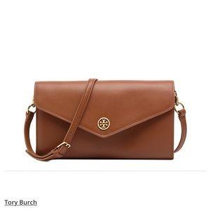 Tory Burch Concierge Envelope Wallet Crossbody